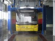Моечные установки для транспорта