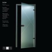 двери стеклянные .межкомнатные раздвижные маятниковые