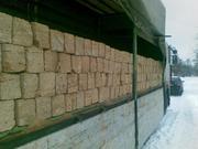Блоки крымского ракушечника.