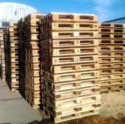 Палеты и деревянные поддоны по сверхнизким ценам,  продам