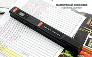 Портативный цветной А4 сканер Handyscan 4 Гб