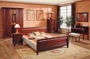 В ассортименте фабрики Вы найдёте мебель и для спальни,  и для столовой