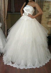 Объявление Продам б/у свадебное платье, Хмельницкий. Продажа Продам б/у свадебное платье, Хмельницкий. Продам Свадебная одежда Хмельницкий - Доска