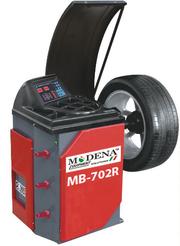 MB 702. Балансировочный станок для колёс легкового транспорта вес  65