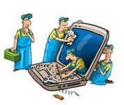 Комплексная профилактика и чистка системы охлаждения ноутбука
