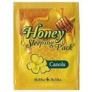 Holika Honey Sleeping Pack [Canola],  3 ml / Ночная маска для лица.