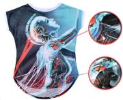 Одежда,  аксессуары с принтами 3Д от производителя