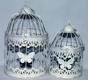 Декоративные клетки для птиц. Декор для дома. Недорого.