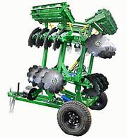 оборудование для обработки почвы ДАН-5.5-П прицепной дископлуг