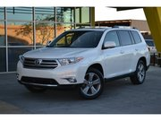 Toyota up on sales highlander