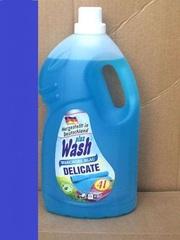 Продам Стиральный порошок Wash plus 4L Delicate - Самый лучший гель