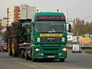 Негабаритные перевозки по Европе Украине СНГ