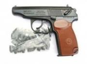 Стартовый  пистолет ПМ МР-371