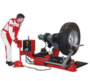 Шиномонтажное оборудование грузовых колес Bright LC588,  380В,  пульт