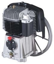 Компрессорная голова BK114,  650 л/мин,  4 кВт,  1370 об/мин,  вес 24 кг