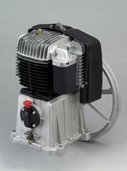 Поршневой блок BK119,  820 л/мин,  5, 5 кВт,  1215 об/мин,  вес 26, 5 кг