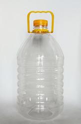 Пластикова пляшка ПЕТ 5л. (від виробника!)