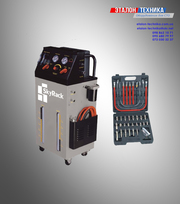 Установка замены жидкости в АКПП Sky Rack SR-307