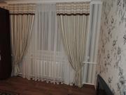 Комплект штор в гостиную или спальню.