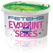 Пластизоль Feteks - Турция (краска для трафаретной печати)