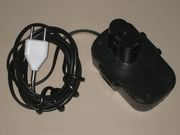 Блок питания шуруповерта,  сетевой,  БП,  переделка,  вместо аккумуляторов