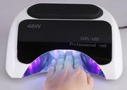 48 Ватт гибридная CCFL+LED ультрафиолетовая лампа с датчиком (сенсором