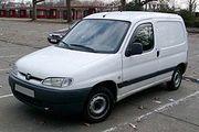 Peugeot Partner 2000 Пежо Партнер 2000