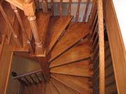 Лестницы деревянные интерьерные